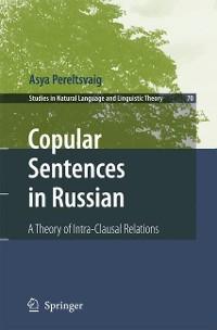 Cover Copular Sentences in Russian