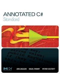 Cover Annotated C# Standard