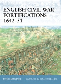 Cover English Civil War Fortifications 1642 51