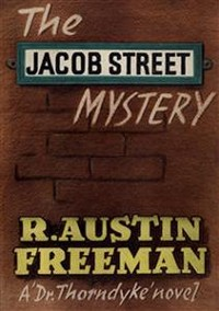 Cover The Jacob Street Mystery