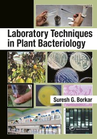 Cover Laboratory Techniques in Plant Bacteriology