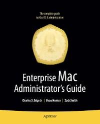 Cover Enterprise Mac Administrators Guide