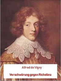 Cover Verschwörung gegen Richelieu (Illustriert)
