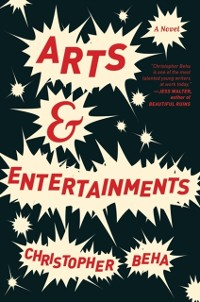 Cover Arts & Entertainments
