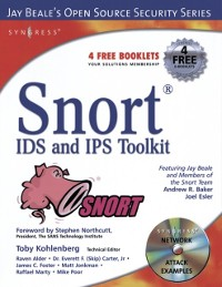 Cover Snort Intrusion Detection and Prevention Toolkit