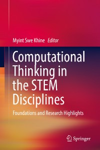 Cover Computational Thinking in the STEM Disciplines