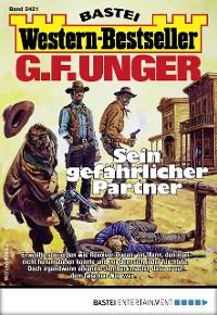 Cover G. F. Unger Western-Bestseller 2421 - Western