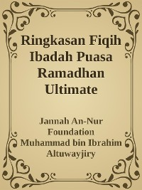 Cover Ringkasan Fiqih Ibadah Puasa Ramadhan Ultimate