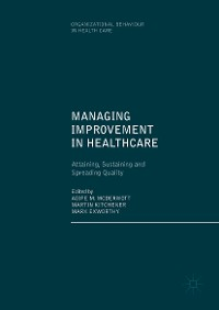 Cover Managing Improvement in Healthcare