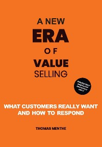 Cover A new era of Value Selling