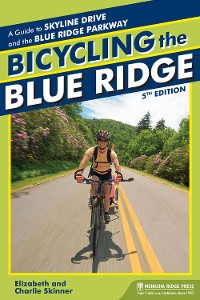 Cover Bicycling the Blue Ridge