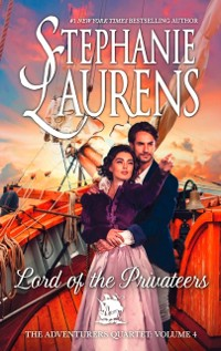Cover Lord Of The Privateers (The Adventurers Quartet, Book 4)