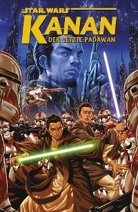 Cover Star Wars Sonderband 89: Kanan - Der letzte Padawan