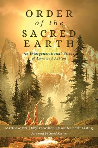 Cover Order of the Sacred Earth