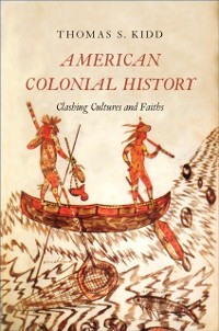 Cover American Colonial History