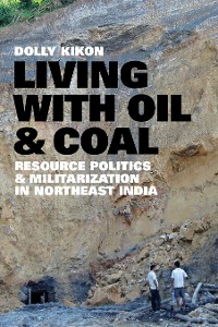 Cover Living with Oil and Coal