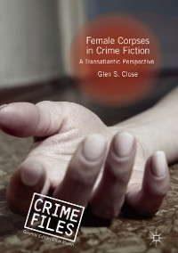 Cover Female Corpses in Crime Fiction