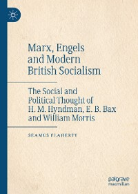 Cover Marx, Engels and Modern British Socialism
