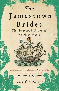 Cover The Jamestown Brides