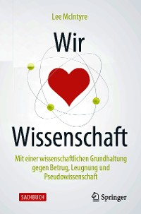 Cover Wir lieben Wissenschaft