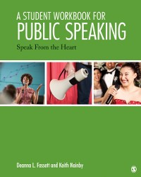 Cover Student Workbook for Public Speaking