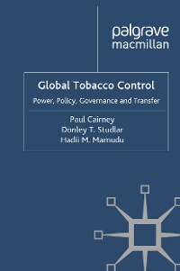 Cover Global Tobacco Control