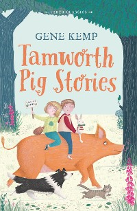 Cover Tamworth Pig Stories