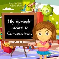 Cover Lily Aprende Sobre o Coronavirus