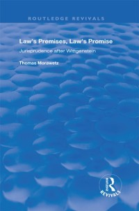 Cover Law's Premises, Law's Promise
