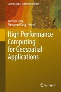 Cover High Performance Computing for Geospatial Applications