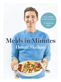 Cover Donal's Meals in Minutes