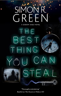 Cover Best Thing You Can Steal