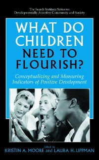 Cover What Do Children Need to Flourish?