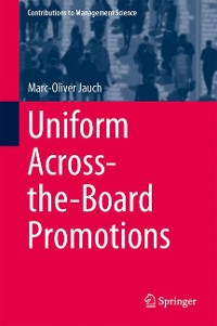 Cover Uniform Across-the-Board Promotions