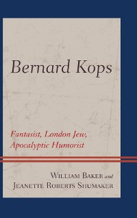 Cover Bernard Kops