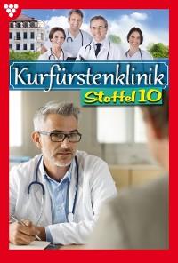 Cover Kurfürstenklinik Staffel 10 – Arztroman