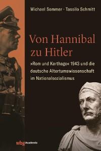 Cover Von Hannibal zu Hitler
