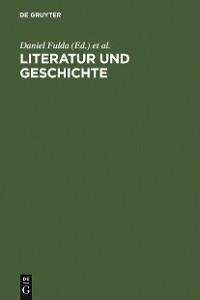 Cover Literatur und Geschichte
