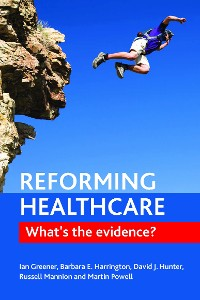 Cover Reforming Healthcare
