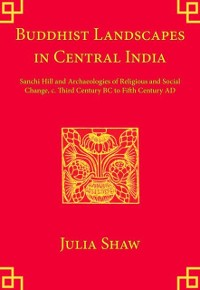 Cover Buddhist Landscapes in Central India