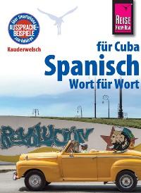 Cover Spanisch für Cuba - Wort für Wort