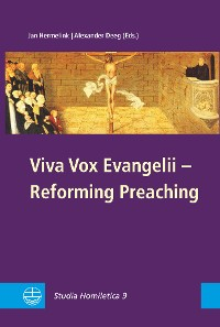 Cover Viva Vox Evangelii - Reforming Preaching