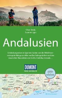 Cover DuMont Reise-Handbuch Reiseführer Andalusien