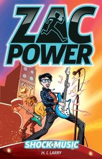 Cover Zac Power Shock Music