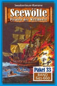 Cover Seewölfe Paket 33