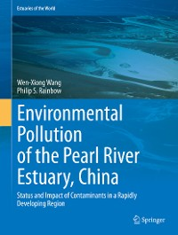 Cover Environmental Pollution of the Pearl River Estuary, China