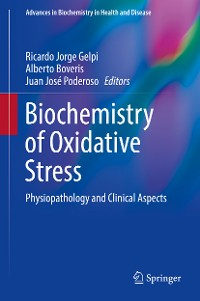 Cover Biochemistry of Oxidative Stress