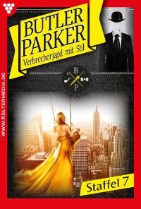 Cover Butler Parker Staffel 7 – Kriminalroman