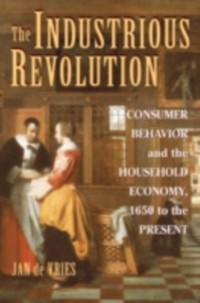 Cover Industrious Revolution