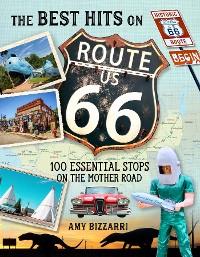 Cover The Best Hits on Route 66
